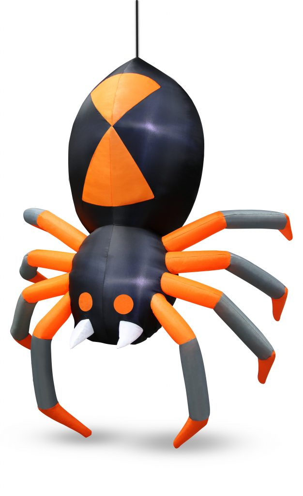 Inflatable Hanging Spider