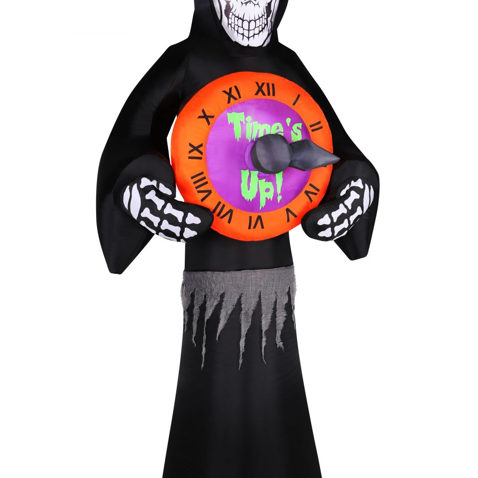 Animated Inflatable Reaper